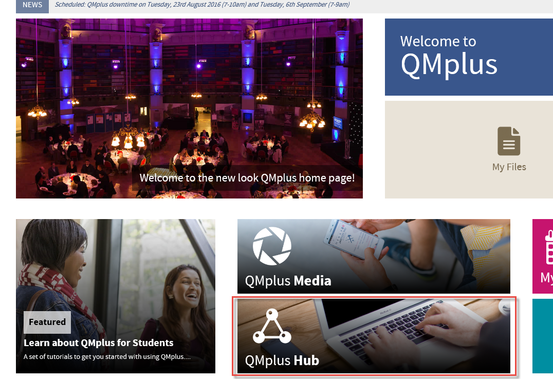 Homepage login